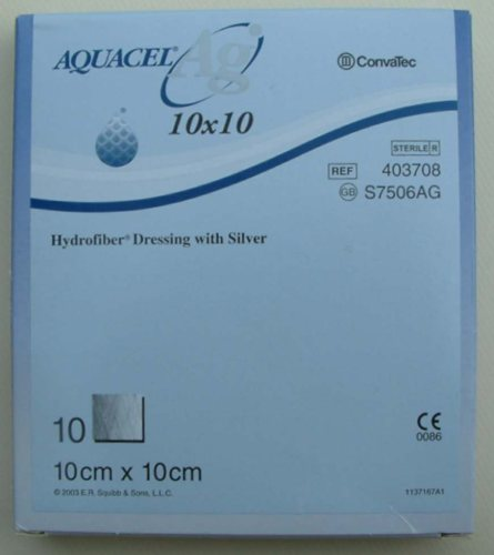 Aquacel Ag Dressings Datacard